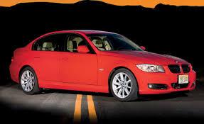 All BMW Models 2009 bmw 328i value : 2009 Infiniti G37 vs. BMW 328i, Audi A4, and Acura TL – Comparison ...