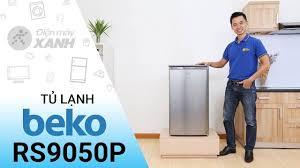 Điện máy XANH (dienmayxanh.com) - TỦ LẠNH MINI BEKO - NHỎ MÀ CÓ VÕ