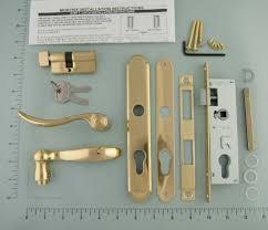 Door Handles : Repair Storm Door Latch — The Homy Design With Regard ...