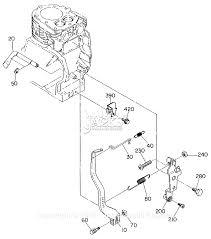 Robinsubaru ey20 parts diagram for remote cable control