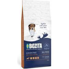 <b>Сухой корм BOZITA Grain</b> Free Mother & Puppy with Elk 30/16 ...