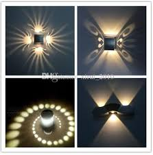 unique wall lighting. 2016 Hot LED Wall Lamp Unique 3W Hallway Spot Lighting O