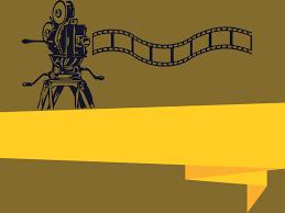 Movie Powerpoint Template Filmstrip Powerpoint Template Film Strip Old Free
