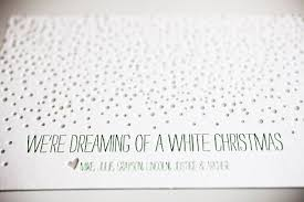 White Christmas Invitations Merry White Christmas B Lovely Events