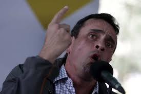 Capriles a Rodríguez Torres: Rectifique y no espere que Maduro lo aprese