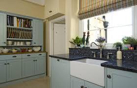 Duck Egg Blue Kitchen Paint Painted Parsonage Kitchen Bath Kitchen Company