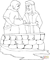 Abraham coloring pages   Free Coloring Pages