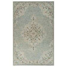 modern traditions lr81291 beo5079 blue lagoon rectangle 5 ft x 8 ft indoor