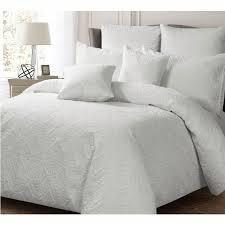 ashton white quilt cover set by georges fine linen with duvet sets decorations 13
