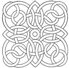 Geometric Coloring Pages Printable Geometric Coloring Pages