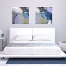 How To Energize Your Bedroom With Modern Wall Art Maggie Minor