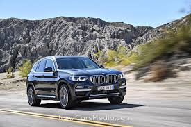 BMW X3 2018: review, photos, specifications