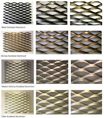 Raised Expanded Metal Size Chart Metal Expanded Sheet Texture Black And White Expanded Metal