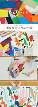 Art for Kids: Fun with Matisse - Playful Learning Lovely exploration of  Matisse for artists young and old.