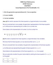ch 4 linear equations in two variables ex 4 4 page wise ncert solution in pdf