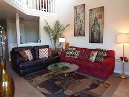 Brown And Red Living Room Ideas Impressive Decorating Ideas