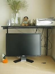 desktop computer furniture. The Top Of A Typical Home Computer Desk Desktop Furniture O