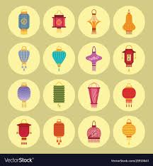 Chinese Symbol Of Light Chinese Lantern Light Paper Holiday Celebrate