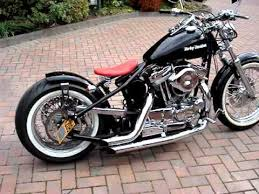 harley davidson 1200 sportster bobber chopper uk hard tail 1