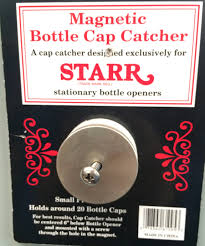 starr magnetic bottle cap catcher