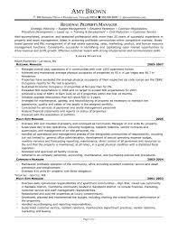 Assistant Property Manager Salary Assistant Property Manager Resume