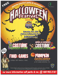 Pumpkin Carving Contest Flyers Apache Junction Chamber Of Commerce