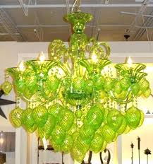 colorful chandelier chandelier stunning colored chandeliers colorful crystal green glass with candle interesting amber colored