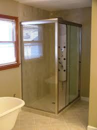 framed glass shower doors. Framed Glass Shower Doors