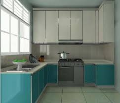 Kitchens For Small Spaces Asian Modular Kitchen Small Spaces