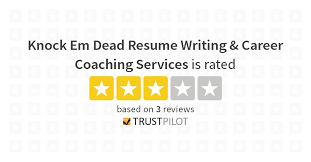 Resume Writing Group Reviews Gorgeous Knock Em Dead Resume Writing Career Coaching Services Resume