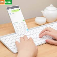 Xiaomi Youpin <b>Miiiw MWBK01</b> 104 Key <b>2.4GHz</b> Wireless / Bluetooth ...