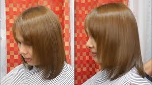 Repeat Treatment Keratin And Haircut ทำเคราตน ทรทเมนท