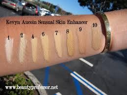 Beauty Professor Kevyn Aucoin Sensual Skin Enhancer All