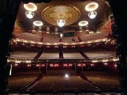 Boston Opera House Seating Chart With Views Inspirational