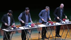 Review: David Lang, Michael Gordon and So Percussion toy with minds - Los  Angeles Times
