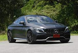 $70,650 disclaimer* msrp amg c 63 coupe. Mercedes Amg C63 S Coupe Facelift 2019 Review