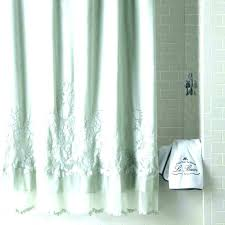 ombre ruffle shower curtain ruffle shower curtain ruffle shower curtain ruffle bottom burlap shower curtain gray ombre ruffle shower curtain