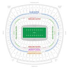 Arrowhead Stadium Concert Seating Chart Kansas City Chiefs Suite Rentals Arrowhead Stadium Inside