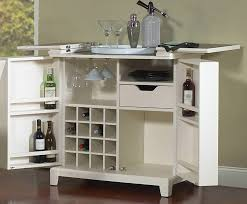 Image of: Bakers Rack With Wine And Glass Storage