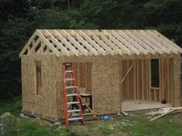 free pole barn plans material list
