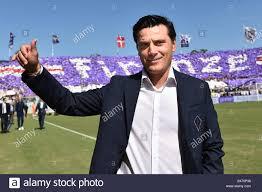 Vincenzo Montella coach of Fiorentina Firenze 14-9-2019 Stadio Artemio  Franchi Football Serie A 2019/2020 ACF Fiorentina - Juventus FC Photo Andre  Stock Photo - Alamy