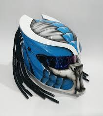 Predator Motorcycle Helmet Designs Amazon Com Pro Predator Helmet Custom Predator Motorcycle