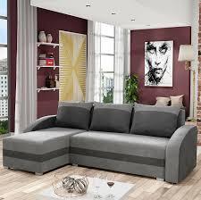 Sofas Ecksofa Leder Sofa Couch Polster Eck Sitz