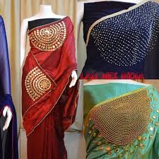 Wrap another piece of thread around the kalasam right. Saree Decoration 101 Ideas To Decorate Old Sarees To Make Them Look New If They Are Past Saving Use Them To Create Something New 2020