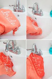 st diy bleach bride tshirt 7