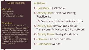 activities bell work bell work quick write activity 3 activities