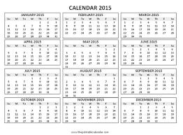 free printable 12 month calendar free 12 month calendar 2015 oyle kalakaari co
