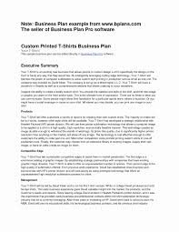 Simple Business Proposal Example Luxury Business Plan Format