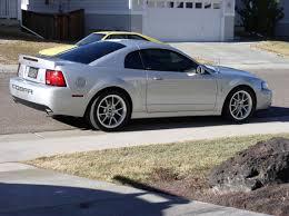 Silver 2004 Cobra | Mustang Cobra SVT