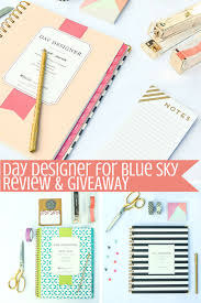 Day Designer Review 2016 Day Designer For Blue Sky Review Girl Organized